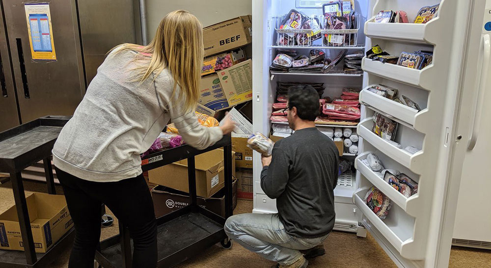 Since it was  established in Malheur County in January 2019, the Adrian Food Pantry has distributed roughly 90,000 pounds of food to 122 unique households comprising 527 individuals.