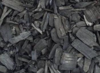 biochar is charcoal-like material created by burning woody debris at high-temperatures in a low-oxygen environment